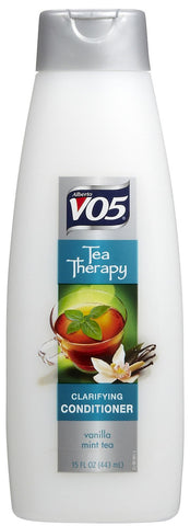VO5 - TEA THERAPY VANILLA MINT CONDITIONER 11OZ - 6CT/UNIT