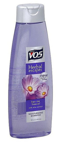VO5 - FREE ME FREESIA SHAMPOO 11OZ - 6CT/UNIT
