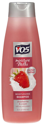 VO5 - STRAWBERRY & CREAM SHAMPOO 11OZ - 6CT/UNIT