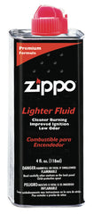 ZIPPO - LIGHTER FLUID 4OZ - 24CT/DISPLAY