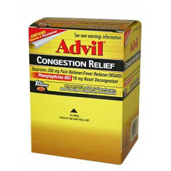 ADVIL CONGESTION RELIEF - 25CT/1PK/BOX