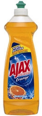 AJAX - ORANGE DISH WASHING LIQUID 14OZ - 24CT/CASE