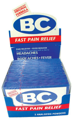 BC POWDER - SMALL - 36CT/2PK/BOX