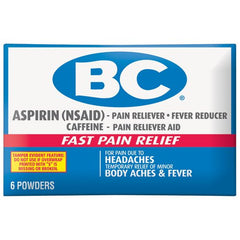 BC POWDER - LARGE - 24CT/6PK/BOX