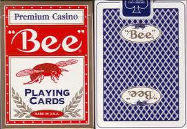BEE ORIGINAL PLAYING CARDS - 12CT/BOX