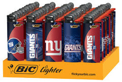 BIC - GIANTS LIGHTERS - 50PC/BOX