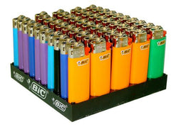 BIC - MINI LIGHTERS- 50PC/BOX