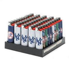 BIC - YANKEES LIGHTERS - 50PC/BOX