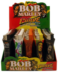 BOB MARLEY - CURVE LIGHTERS - 50PC/BOX