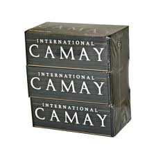 CAMAY - BLACK SOAP 125G - 12CT/PACK
