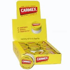 CARMEX - LIP BALM JAR .25OZ - 12CT/DISPLAY