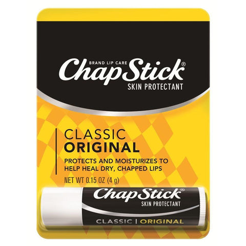 CHAPSTICK - ORIGINAL BLACK BLISTER - 24CT/BOX