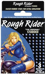 CONTEMPO - ROUGH RIDER 3'S - 12CT/UNIT