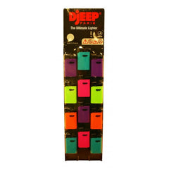 DJEEP - REGULAR LIGHTERS - 24PC/BOX