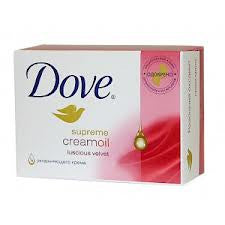 DOVE 135G - CREAM OIL VELVET SOAP - 48ct