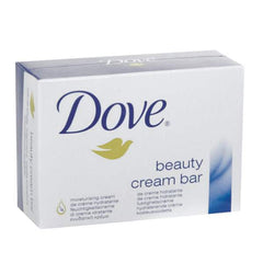 DOVE 135G - CREAM BAR WHITE SOAP - 48ct