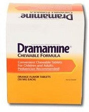 DRAMAMINE - 25CT/2PK/BOX