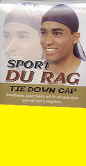DURAG - YELLOW COLOR - 12CT/PACK