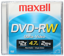 DVD+R 120 - 5PC/BOX