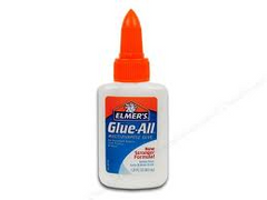 ELMER'S GLUE 1.25OZ - 12CT/UNIT