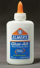 ELMER'S GLUE 4OZ - 12CT/UNIT