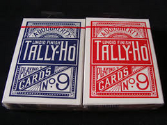 TALLY-HO PLAYING CARDS - 12CT/BOX