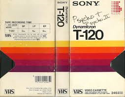 VIDEO CASSETTE T-120 - 10PC/BOX