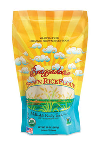 Braggadocio Brown Rice Flour