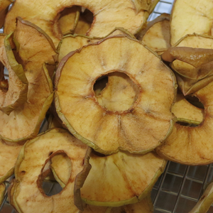 Dried Pineapple Rings (5oz bag)
