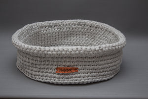 Hand Crochet Baskets