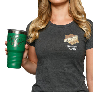 Tri City Chivers Chive K Shirt