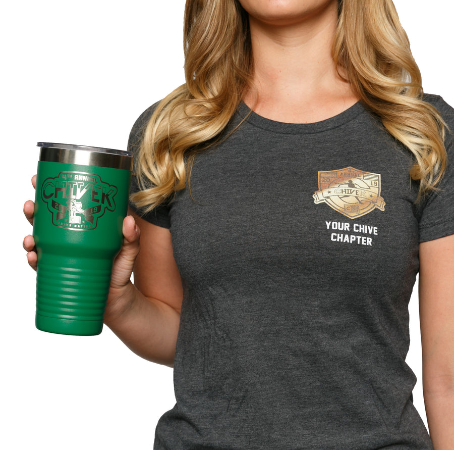 Chive On Illinois Chive K Shirt