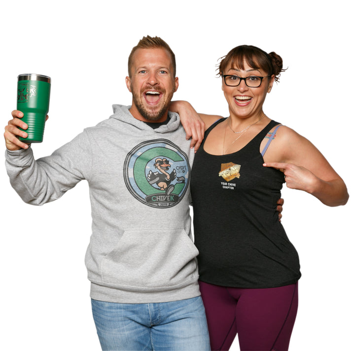 Chive On Iowa Chive K Tank