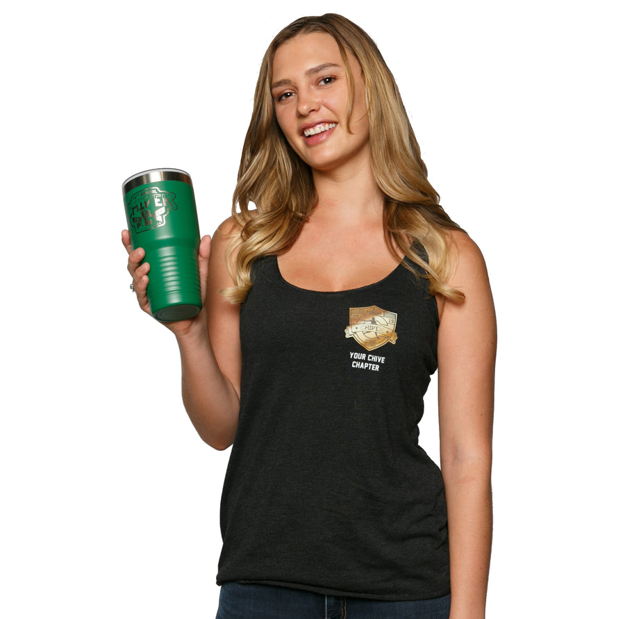 New Mexico Chive K Tank
