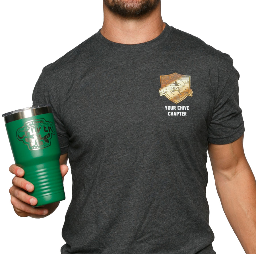 Military Chive Nation Chive K Shirt