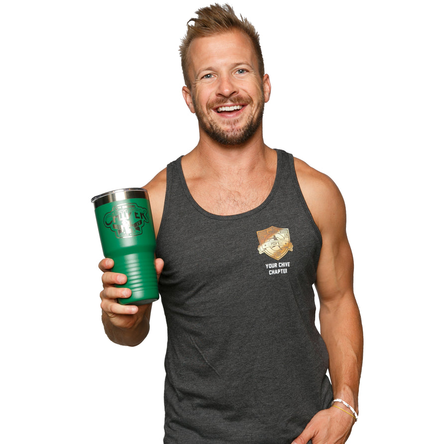 Chive On Rocky Mountains Chive K Tank