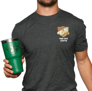 NY State Chive K Shirt