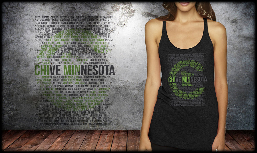 Chive Charities MN Tri-Blend