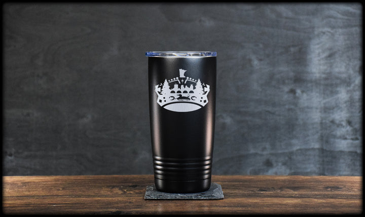 Chive MN Crown Tumbler