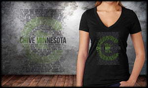 Chive Charities MN V-Neck