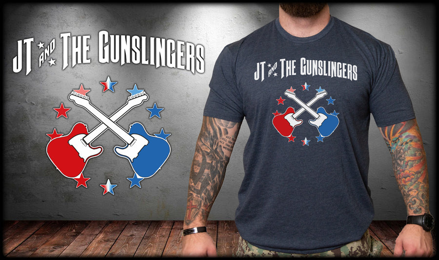Crossed Guitars Shirt