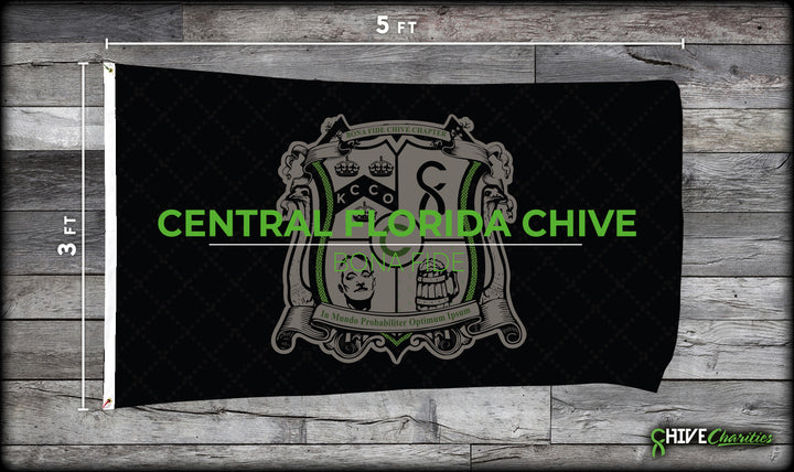 Central Florida Chive Flag