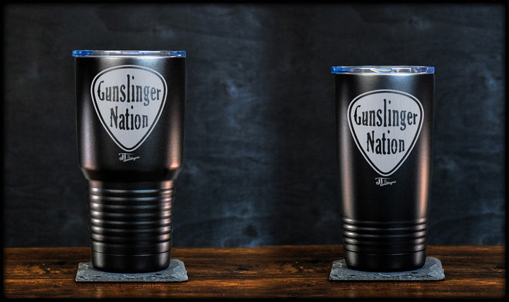 Gunslinger Nation Tumbler