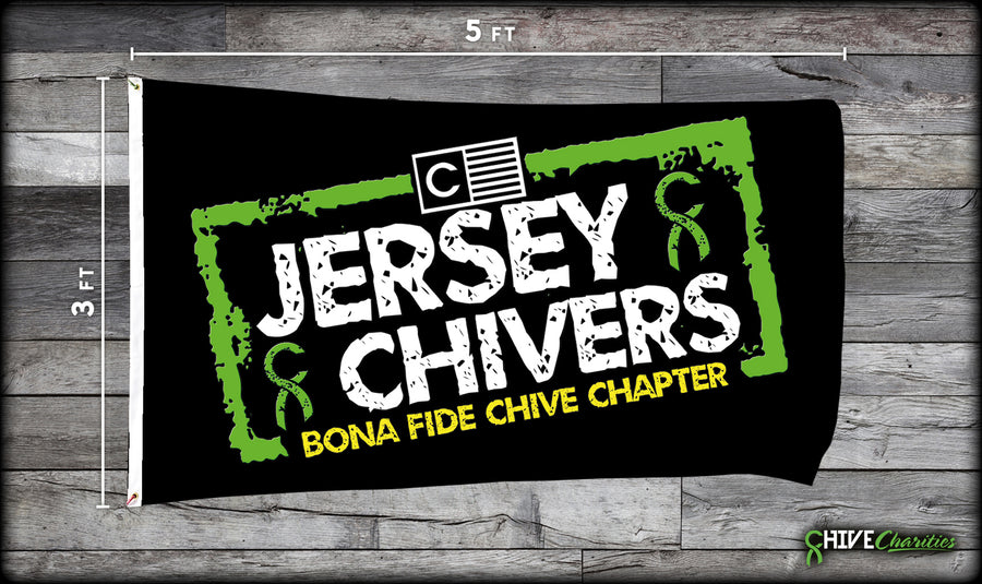 Jersey Chivers Flag