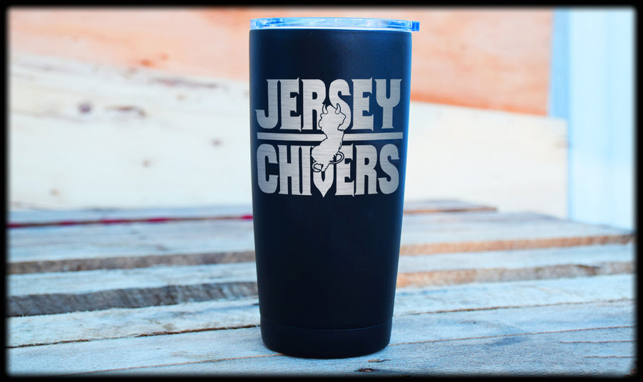 Jersey Chive Tumbler