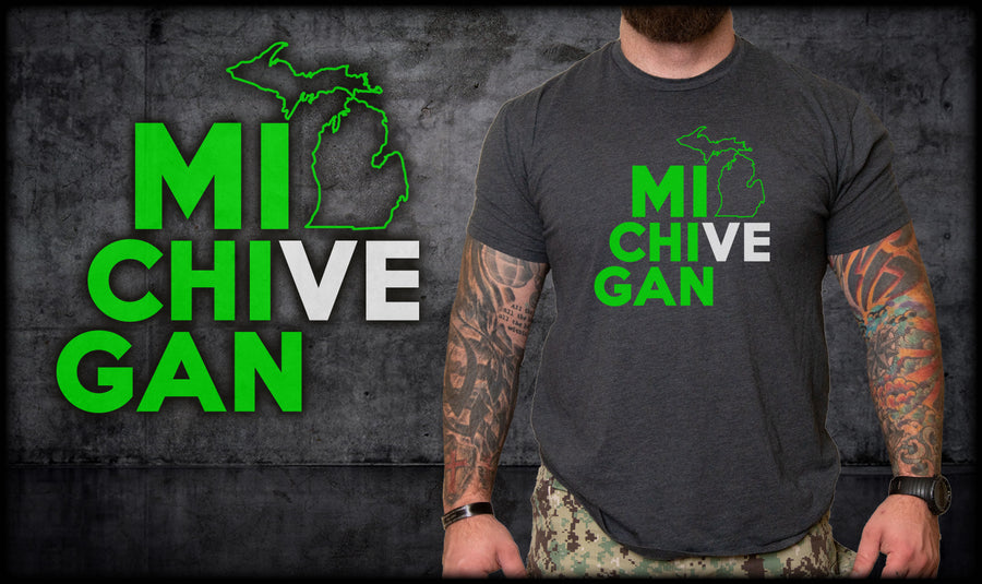 Michigan Chive Shirt