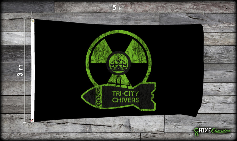 Tri-City Chive Flag