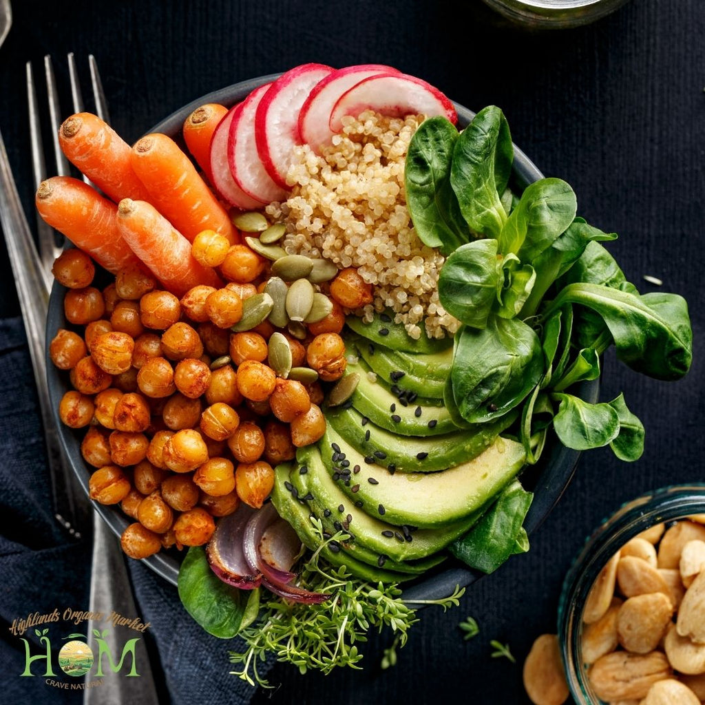10 easy ways to get started on a plant based diet