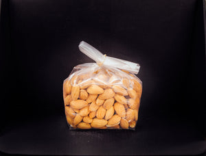 Almonds - Raw - Sprouted (Salted)