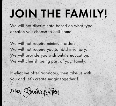 Join the family intro